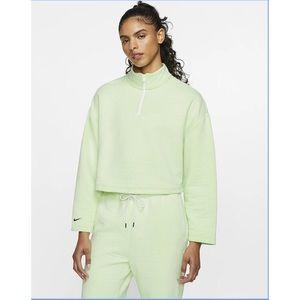 NWT Nike 1/4 Zip Tech Fleece